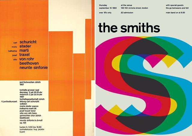 سويز ديزاين Swiss Design International Typographic