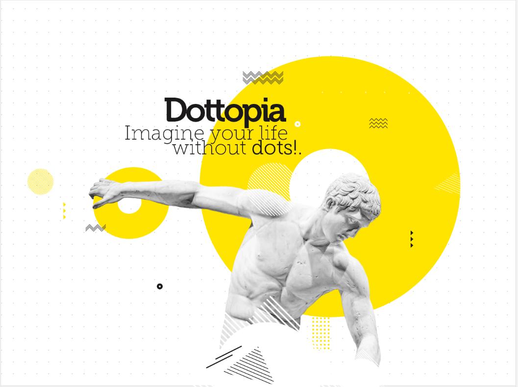 تصميم Dottopia