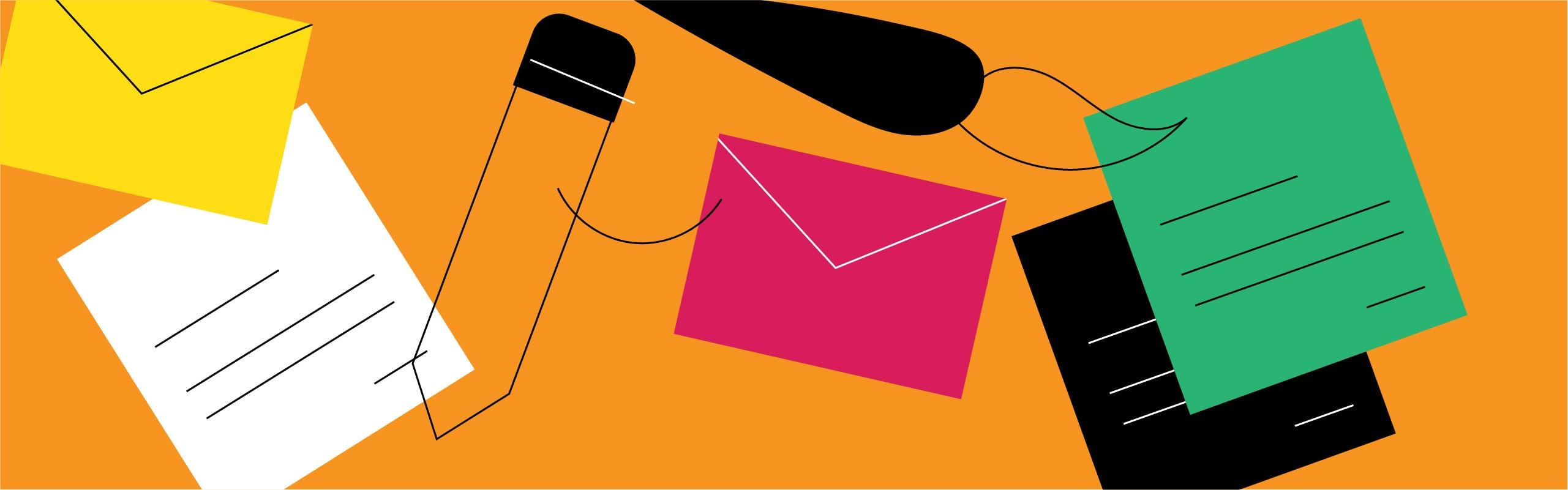 7416c146803b8 تصميم البريد الإلكتروني - دليل التسويق عبر البريد الإلكتروني - بيانات