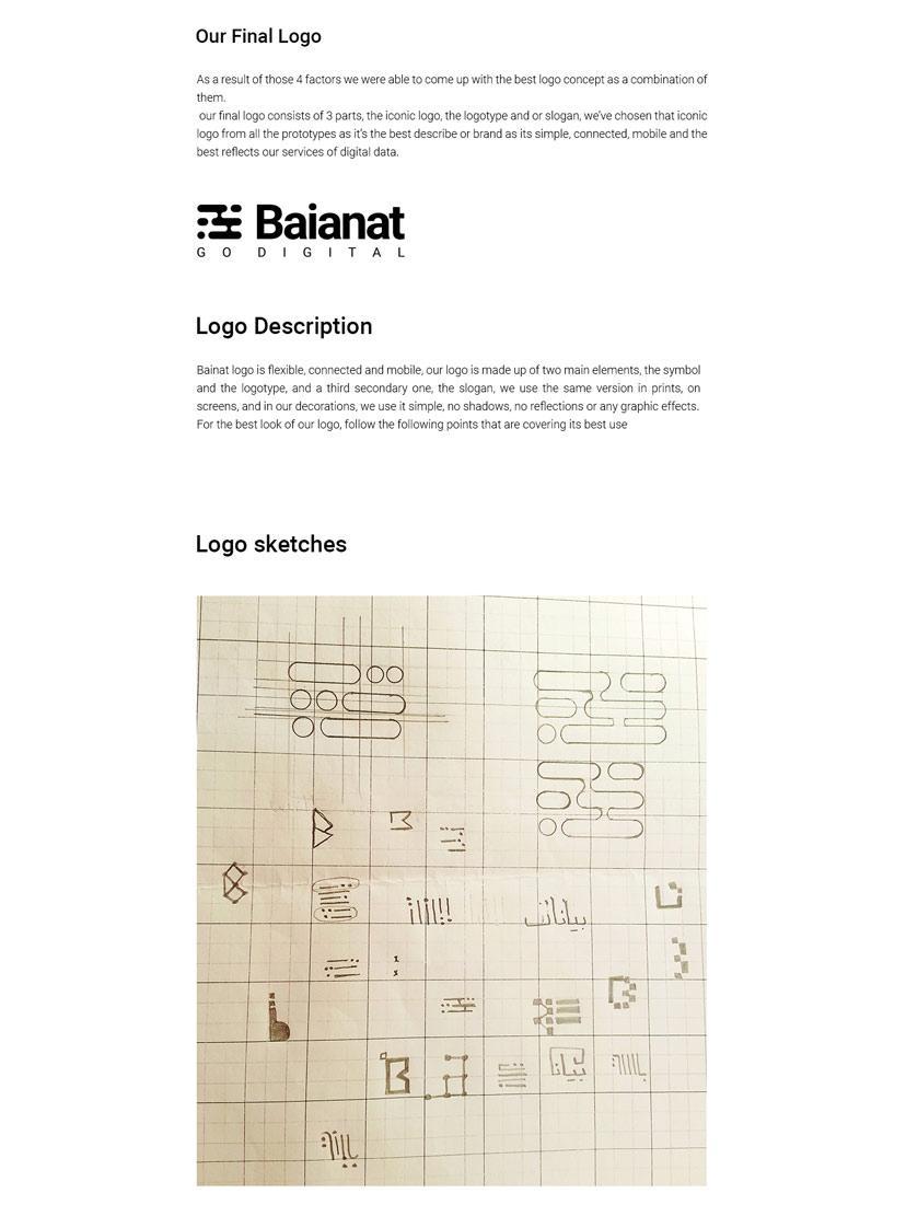 Baianat design process